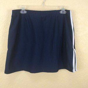 Nike Dry Fit Golf Tennis Skirt Navy Large